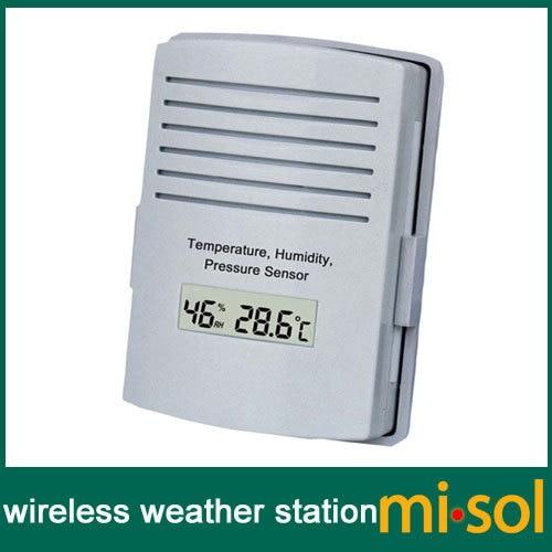 estación meteorológica misol / WIFI con sensor alimentado por - Instrumentos de medición - foto 3