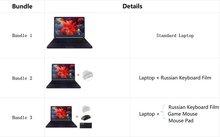 "Original Xiaomi Mi Gaming Notebook 15.6""Intel Core I7 8GB 128GB/16G 256G SSD+1TB HDD Quad-core NVIDIA GeForce GTX 1060  I7-7700"