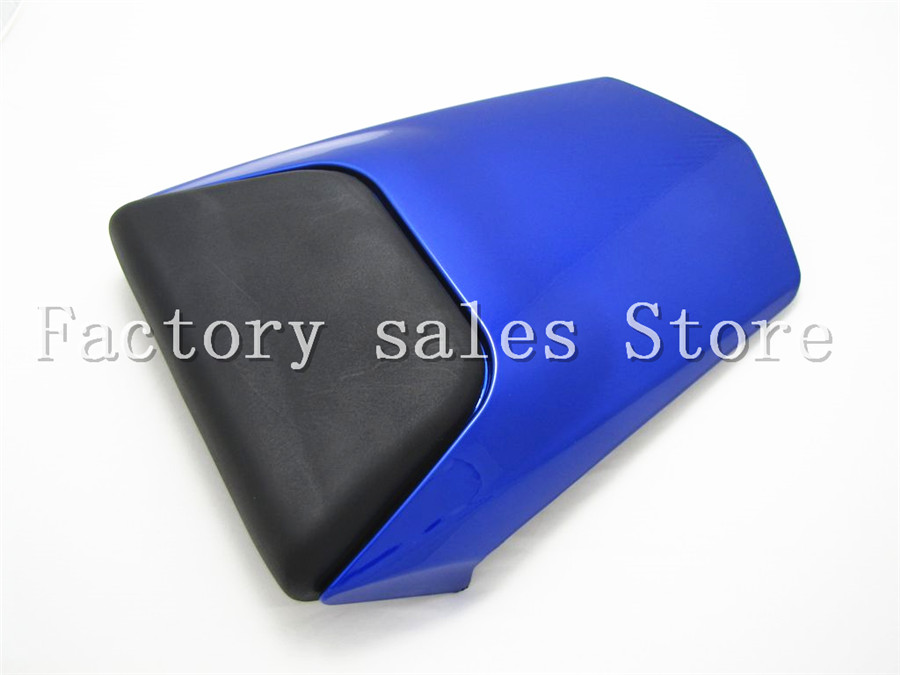 Blue For Yamaha YZF1000 YZF 1000 R1 2000 2001 00 01 Red Rear Seat Cover Cowl Solo Racer Scooter Seat Motorcycle Motorbike YZFR1