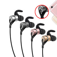 Bluetooth Earphone Wireless Stereo Sports Portable Headphones,Magnetic Blutooth Earphones with Mic,Headset for Smartphone PC
