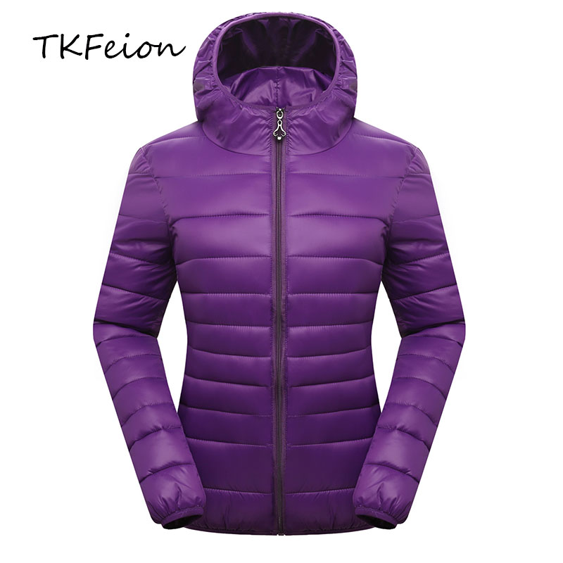 Women Autumn Winter Jacket Warm Cotton Padded Fashion Ladies Slim   Parka   with Hat Thick Plus 3XL 4XL 5XL Female Short Hooded Coat