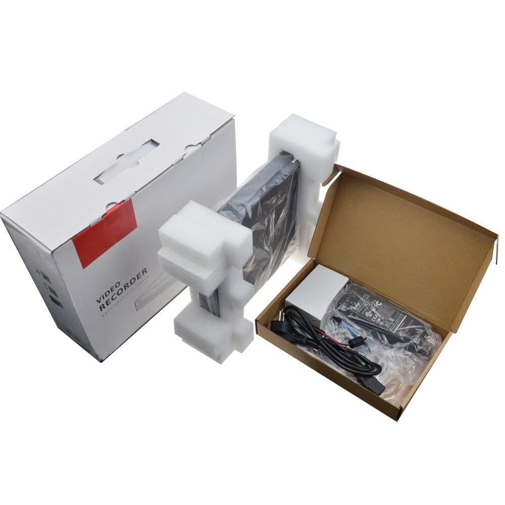 Dahua English Original NVR2104HS-P-4KS2 4 CH 4PoE Lite 4K H.265 Network Video Recorder NVR 8MP Record For IP Camera CCTV SYSTEM