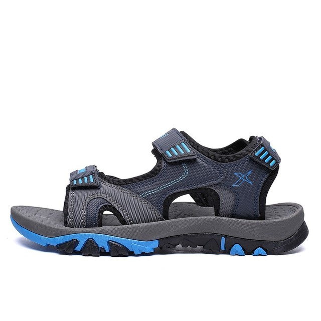Summer Men Sandals Breathable Outdoor Beach Sandals Casual Fashion Flats Shoes hot sports rubber slip on men sandals new mar 25