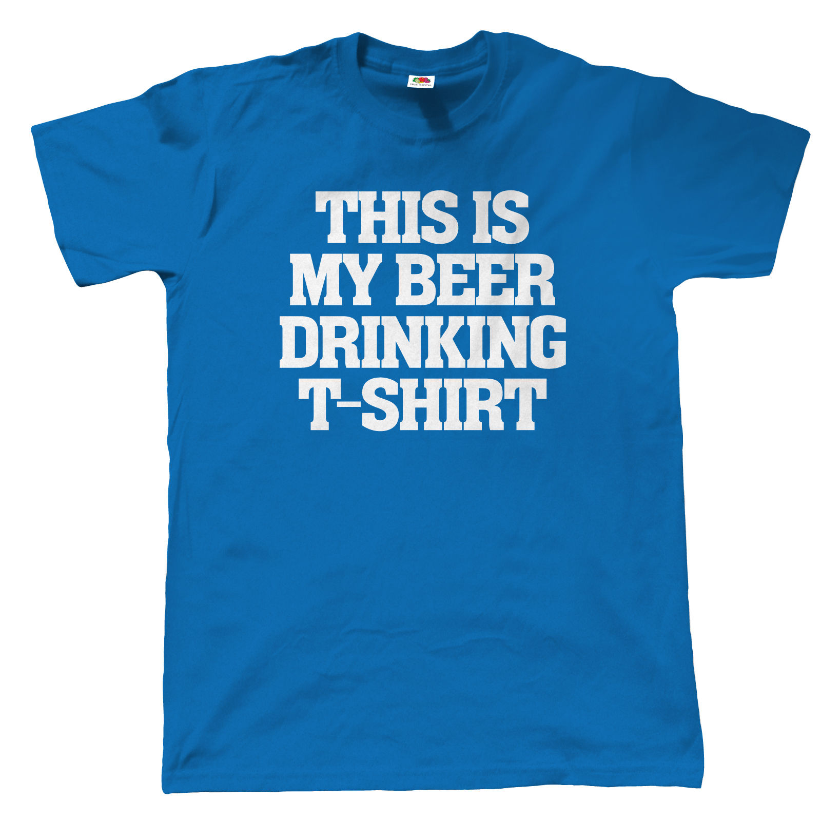 This Is My Beer Drinking T Shirt - Gift For Dad Christmas CAMRA Real Ale