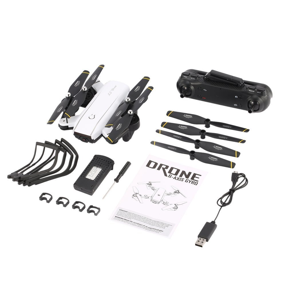 SG700 6-Axis Gyro RC Drone with Camera Wifi FPV Quadcopter Foldable Altitude Hold Headless RC Helicopter headless rc drone m39g 2 4g 6 axis 4ch with hd camera wifi fpv gyro rc quadcopter altitude hold drone wifi fpv rc drone
