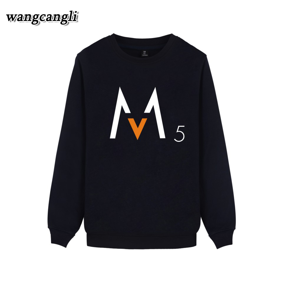 2018 Fashion Famous Game Maroon 5 Hoodies Men Hip hop Pullover Unisex Hoodie Sweatshirt Men Streetwear Plus Size Jacket Coat