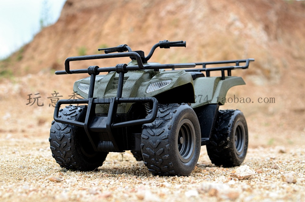 1 6 scale figure accessories ATV motorcycle model for 12 action figure doll accessories not included