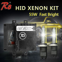 R8 Premium Quality Fast Bright High Lumens 55W HID Xenon Conversion Kits H1 H3 H7 H8