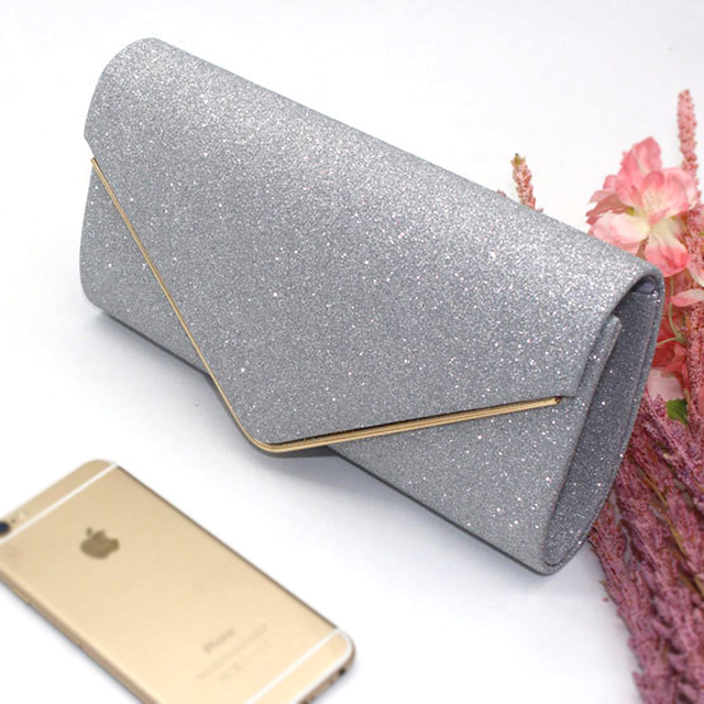 Diamond Rhinestone Party Crystal Clutch Wallet