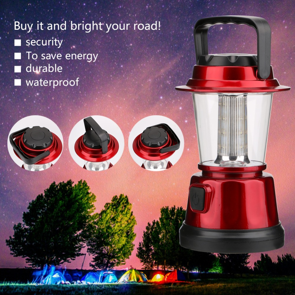 Portable Lanterns 16 LED 3 Modes Camping Hiking Light Lamp Lantern Torch Led Camping Tent Light Use 4*AA Battery 30w outdoor lantern portable l2 flood light lamp led rechargeable camping hiking torch 3 modes