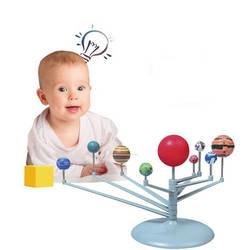 Образования детей Diy исследовать девять планет в солнечной Системы планетарий живопись науки выставочный проект преподавания игрушки