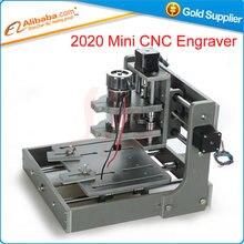 Envío Libre de PCB de Fresado Router Talla De Madera Mini Máquina de Grabado Del CNC 2020 CNC BRICOLAJE PVC Molino Grabador Admite el Sistema de MACH3