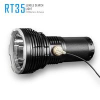 Imalent RT35 Cree XHP35 Здравствуйте 2350 люмен светодио дный фонарик с USB зарядки Torch Light 4 шт. 18650 Батарея