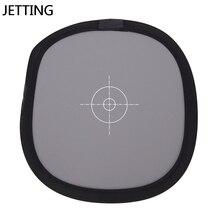"""Pu Nieuwe 12 """"Inch 30 Cm 18% Uitvouwbaar Grijskaart Reflector Witbalans Double Face Focus Board Met Carry tas"""