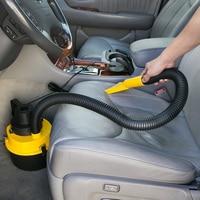 12V NEW Portable Car Vacuum Cleaner Wet and Dry Aspirador de po dual use Super Suction Car Vacuum Cleaner