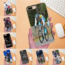 Deporte estoy ciclismo bicicleta imprimir TPU piel protectora para Samsung Galaxy Note 5 8 9 S3 S4 S5 S6 S7 s8 S9 S10 mini Plus Lite