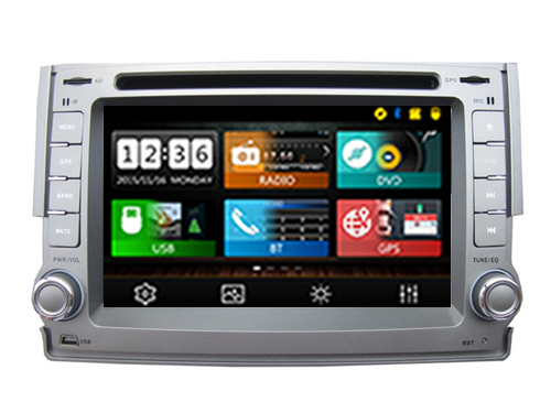 Wince 6.0 AUTO LETTORE DVD Sunplus 8288 t soluzione PER HYUNDAI H1 (STAREX) ILOAD Autoradio stereo multimedia player bluetooth gps