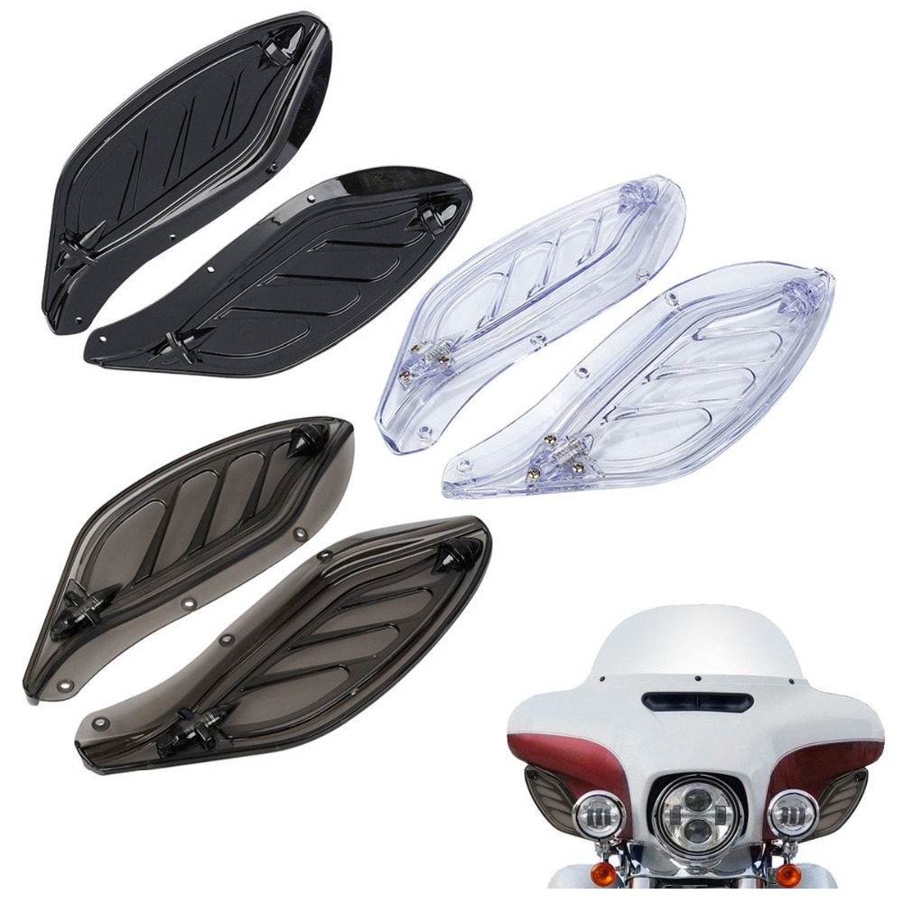 Covers & Ornamental Mouldings Lovely Adjustable Windshield Deflector Motorcycle Kit For Harley Cvo Street Electra Glide Trike Flhx Flhtc Flhtk Flhxse 96-13 To Invigorate Health Effectively