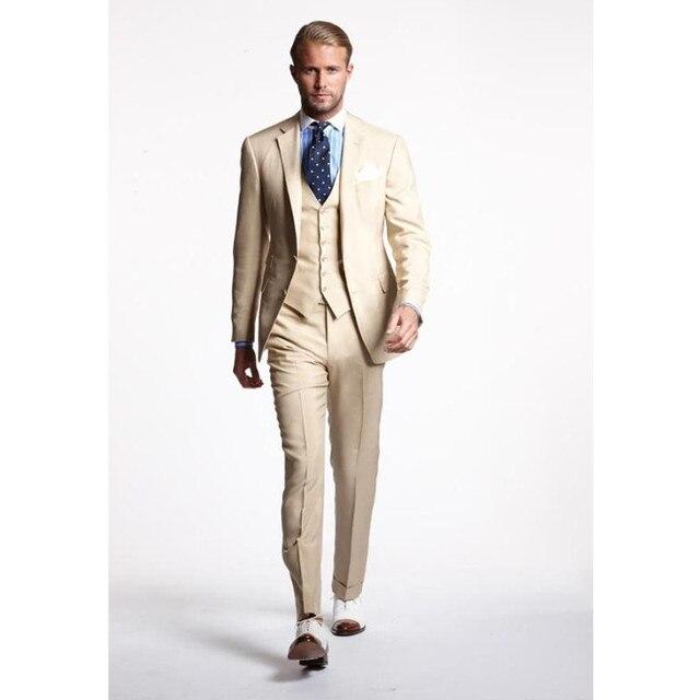 Costume Homme Smoking New Men Fashion Designer Wedding Groom ...