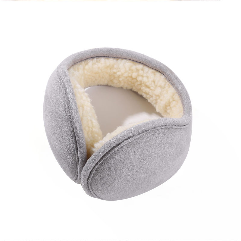 AZUE Unisex Winter Warm Earmuffs Knitted Fleece Ear Warmer Winter Ear Muffs For Men Women