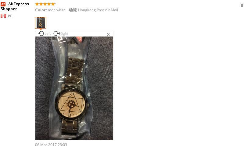 Relógio original de marca esplêndida, relógio de