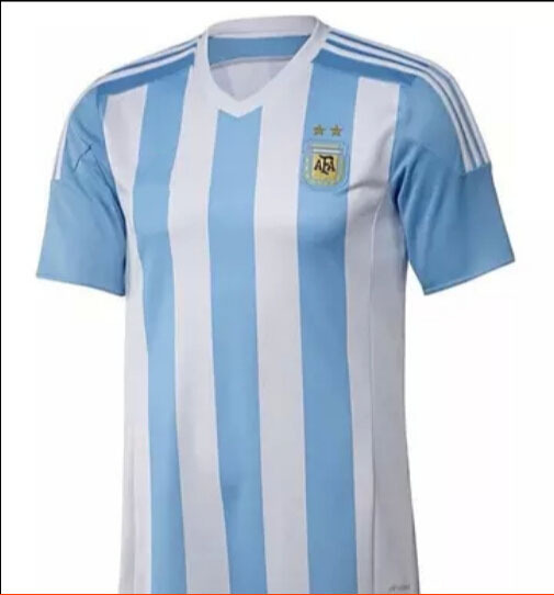 Argentina Copa America 2015 Chile Home Jersey on the 10th Macy s football  training wear clothes free shipping 072fde41f