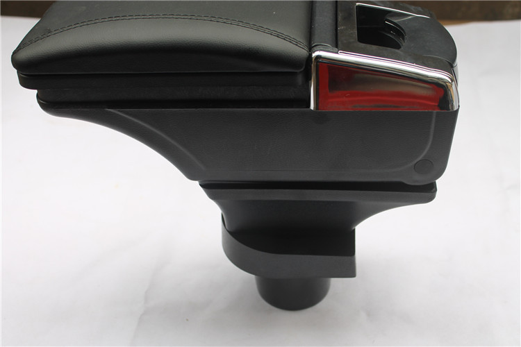 HOT!Armrest storage box /Storage Box Armrest Center Console For VW NEW Polo 2011-2014 Only fit for Low-equiped model! high quality black storage box armrest center console for ford focus 2012 2014 only fit for low equiped model
