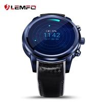 LEMFO LEM5 Pro Смарт часы телефон Android 5,1 2 ГБ + 16 ГБ Поддержка sim карты gps Wi Fi наручные Smartwatch для мужчин Для женщин