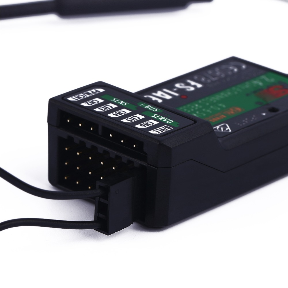 FlySky FS-iA6B iA6B 2.4G 6CH AFHDS Receiver For FS-i10 FS-i6 FS i6 Transmitter FPV Racer Parts