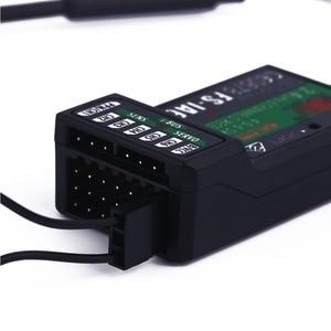 Image 5 - Receptor FlySky FS iA6B iA6B 2,4G 6CH AFHDS para FS i10, transmisor FS i6, piezas de carreras FPV