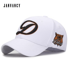 022b95de270 Men s and Women s Fitted Baseball Cap with Embroidered letter D logo Bulldog  Curved visor Breathable eyelet