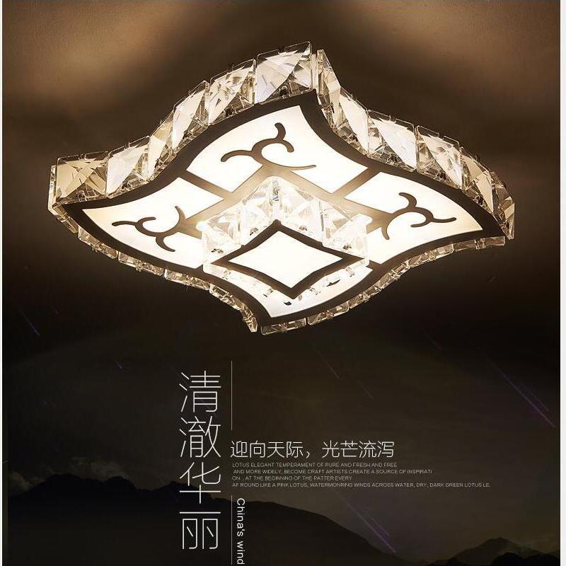 Moderne Led K9 Kristall Deckenleuchten Lampen Wohnzimmer Fhrte High Power