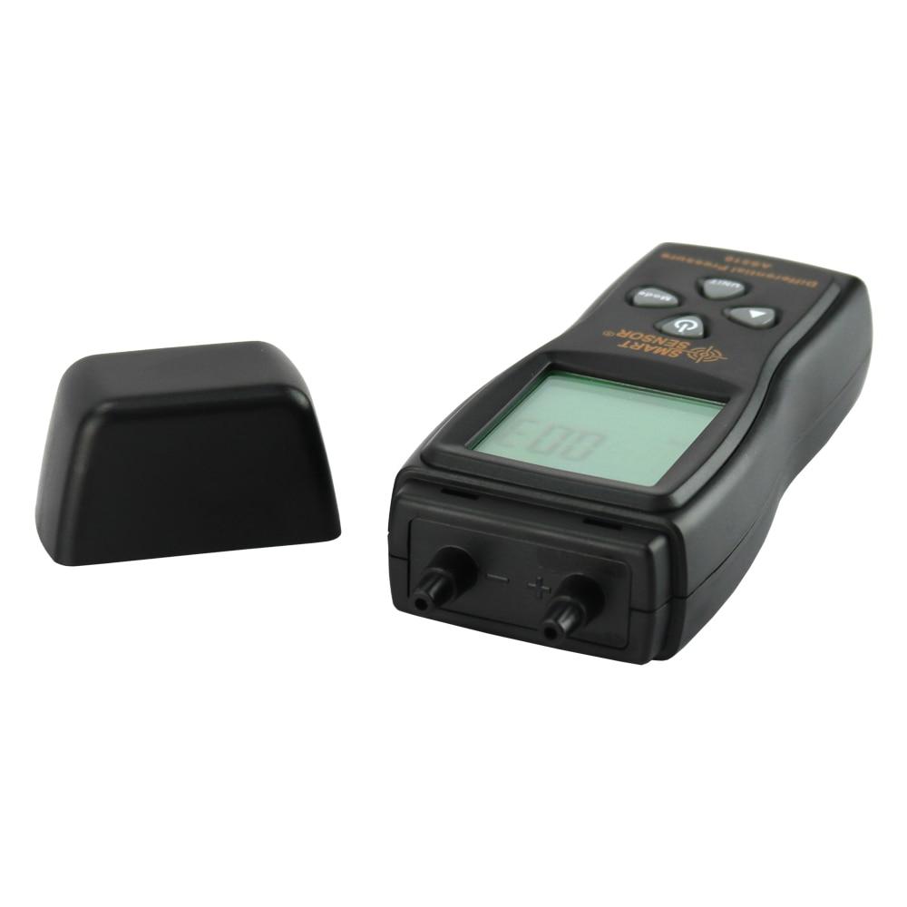 Manómetro Medidor de presión diferencial digital de presión de - Instrumentos de medición - foto 3