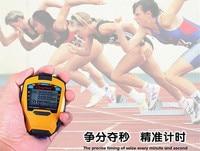 Kronometre Zamanlayıcı Profesyonel Spor Kronometre El Kronometre Dijital Sayaç Zamanlayıcı cronometro