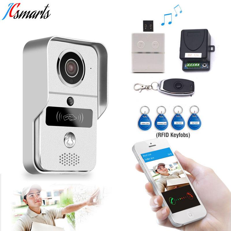 Высокое качество домофон проводной wifi видео дверной звонок аудио дверной телефон беспроводной rfid считыватель настенный автоматическая за