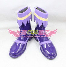 Taiko Drum Master V Version cosplay Shoes Boots Custom Made 4653(China)