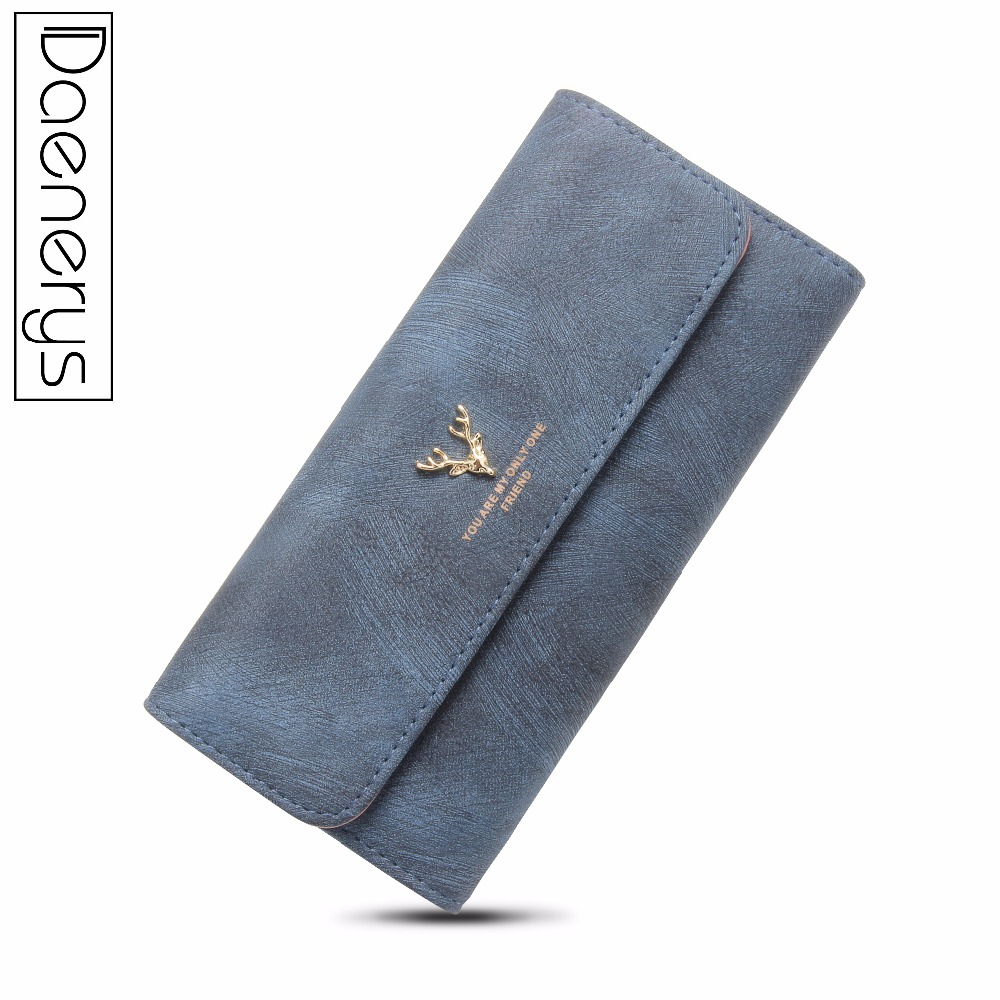 Daenerys Women Wallets Leather Wallet Zipper Coin Purse Long Ladies Wallet With Animals Card Holder Clutch With Phone Pocket 2016 hot sale fashion women wallets 6 colors matte pu leather zipper soft wallet ladies long clutch purse phone bag card holder