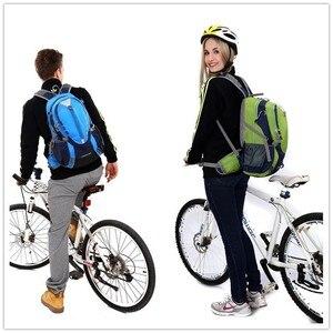 Image 5 - Водонепроницаемый нейлоновый рюкзак для верховой езды для мужчин и женщин, Спортивная уличная сумка для горных и дорожных велосипедов, ранец 25 л