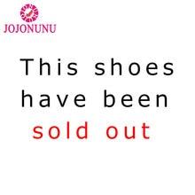 Купить с кэшбэком JOJONUNU Women High Heel Sandals Peep Toe 4 Color Platform Shoes Women  Ankle Strap Sandals Classics Catwalk Shoes Size 34-40