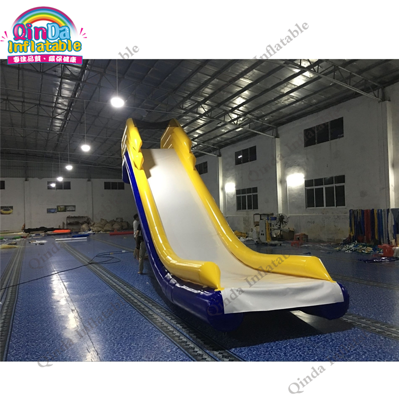 Inflatable Slide Fire Escape: Inflatable Yacht Slide Adult Toys Giant Inflatable Water