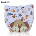 Baby Newborn Diapers Disposable Washable Reusable nappies changing cotton training pant cloth diapers