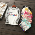 baby t-shirt spring children girl cartoon printing top wear wholesale baby clothes
