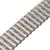 18mm de Expansión Elástica Venda de Reloj para Activite Withings/Acero/Pop Correa de Pulsera Pulsera de La Correa + Resorte de Acero Inoxidable bares