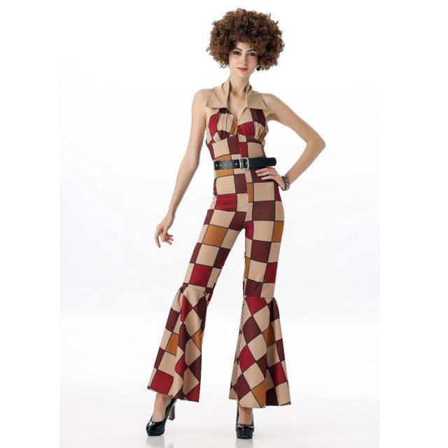 Online Shop Okayoasis Free Shipping 60s 70s Retro Hippie Disco