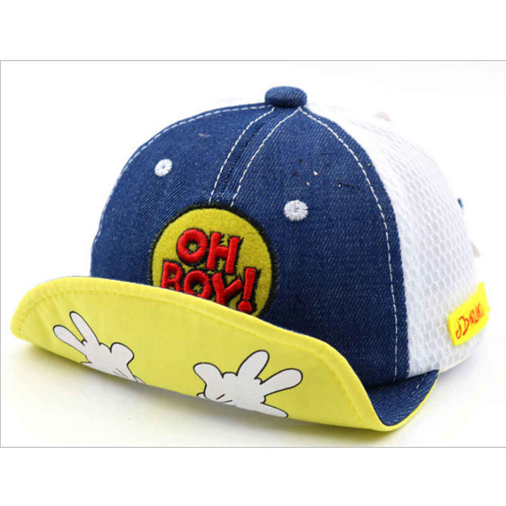 9e2a087582a ... 2018 Brand New Toddler Kids Baby Boys Girls Baseball Dad Cap Unisex  Embroidery Snapback Hat Summer ...