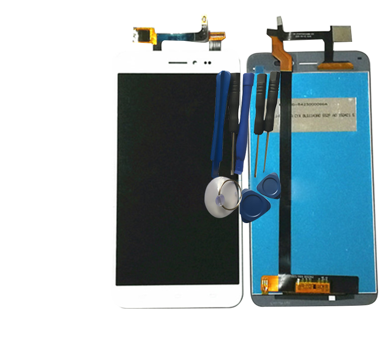 BINYEAE For FP-ST055S1013AWM-01X LCD Display With Touch Screen Digitizer Assembly Replacement With ToolsBINYEAE For FP-ST055S1013AWM-01X LCD Display With Touch Screen Digitizer Assembly Replacement With Tools