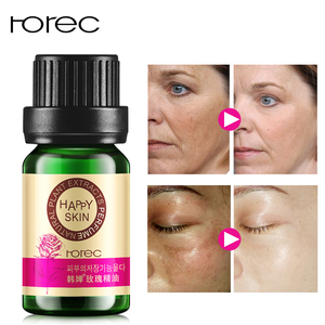 ROREC 100% Rose Compound Plant Oils Moisturizing Repair Wrinkles Essential Hydrating Oil-control Anting-age Contractive Beauty(China)