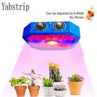 1000 W COB LED grow Light Fito lamparas de cultivo de espectro completo para tienda de semillas de interior Flor de invernadero fitolamp planta lámpara