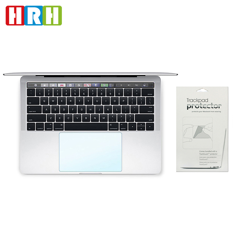 все цены на HRH High Quality Trackpad Protector with High Clear Film for Macbook Pro 13