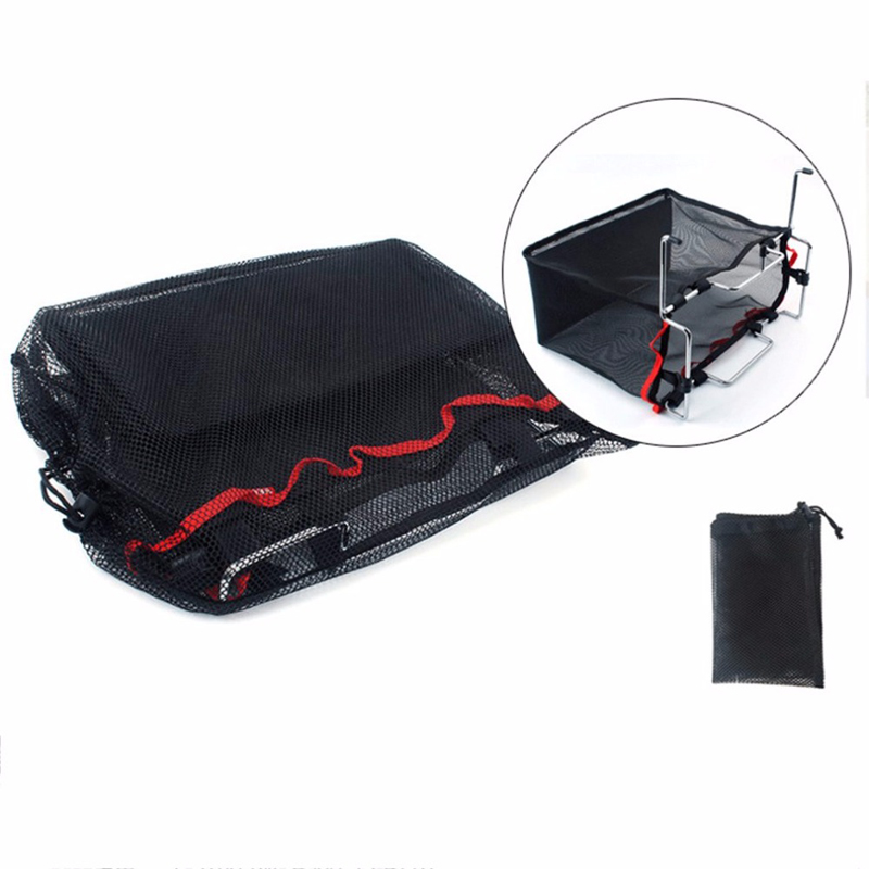Image 5 - Portable Iron Rack Storage Bag for BBQ Picnic Kit Kitchen Sundries Organizer Large Capacity For Camping Outdoor Tools Dropship-in Outdoor Tools from Sports & Entertainment